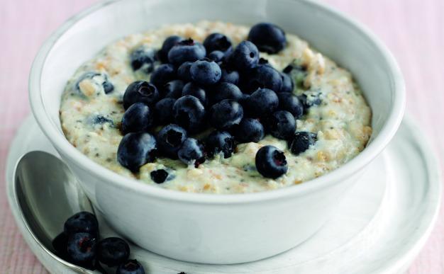 Recipe: Podium power porridge