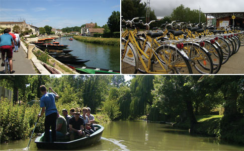 Escape to Poitou-Charentes
