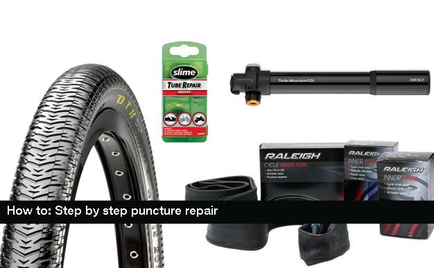 Puncture-repair-anchor