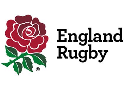 England Rugby Landscape Logo