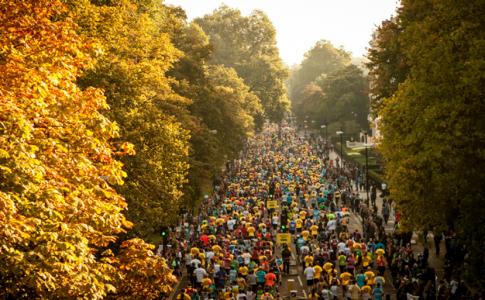 Maratontur med Sportsklubben Rye