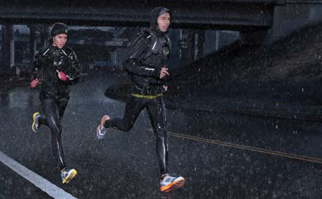 Running: Top five tips for running in the rain | Sportsister