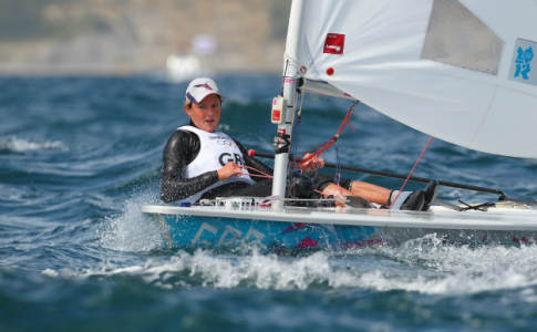 Sailing: Alison Young shines on Olympic Debut