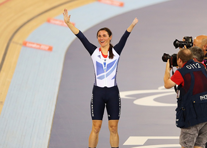 Dame Sarah Storey is Britain's most decorated female Paralympian ...