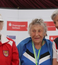 Senior Athletes: Growing Old Competitively exhibition