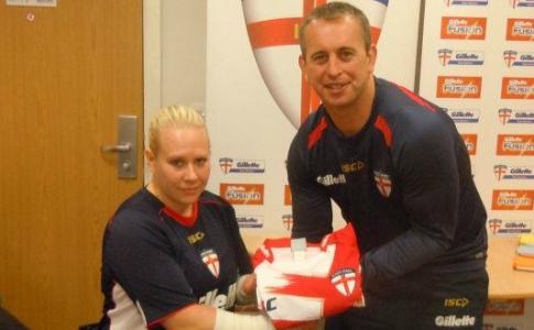 Sportsister meets Gina Smallwood