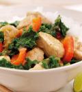 Thai-Turkey-With-Kale