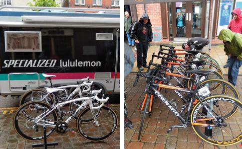 The-bikes