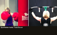 Sportsister tests: Total Boxer