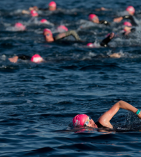 Triathlon-swim - open water