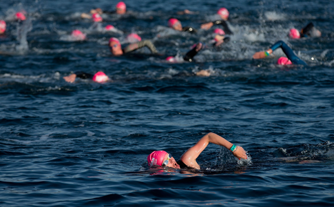 Triathlon-swim