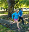 Try trail running with the Salomon City Trails series