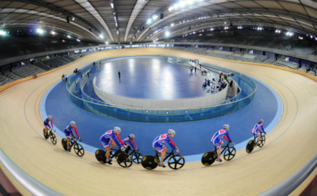 Getting started: Track Cycling