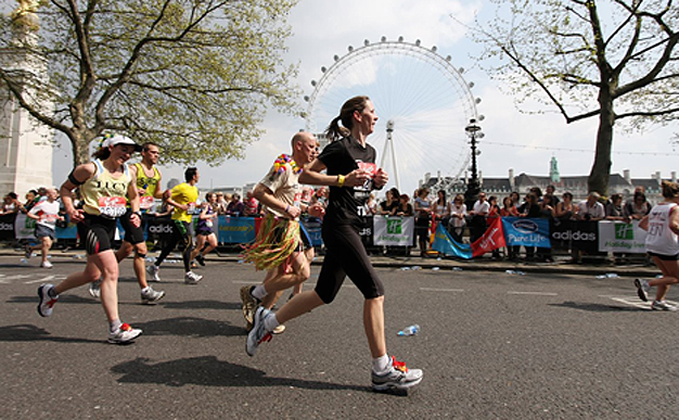 Top tips to make your 2012 Marathon a golden one