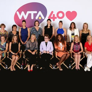 the WTA today being the global leader in women's professional sport ...