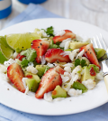 berryworld-strawberry,-crab-and-avocado-salad