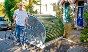 Bike Box - photo by Lambeth Council