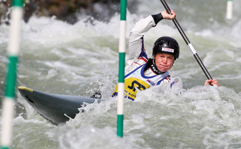 London 2012: Bluffer's guide to slalom canoeing