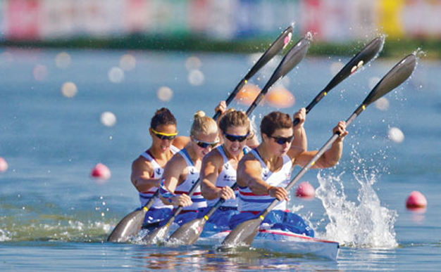 London 2012 Bluffers Guide To Sprint Canoeing