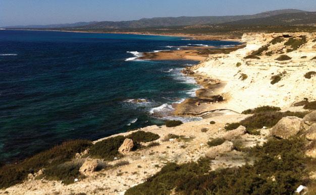 CYPRUS – A do it yourself Wild Triathlon