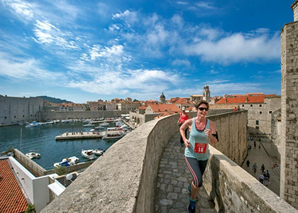 Dubrovnik Half Marathon + Running weekend