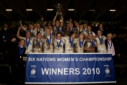 Rugby: England Women crowned RBS 6 Nations Grand Slam ...