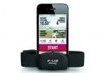 Polar H7 bluetooth heart rate monitor and Polar Beat app