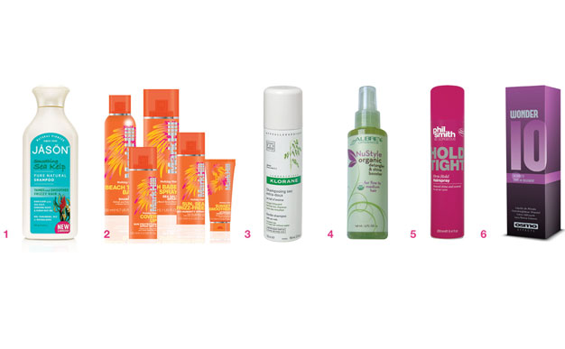 Wellbeing and beauty: The hair essentials