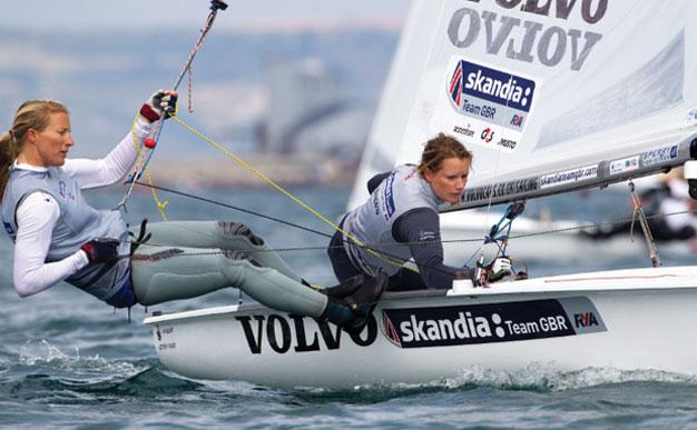 Sailing into the spotlight Hannah Mills