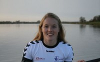 Canoeist Jenna Hawkey talks London 2012