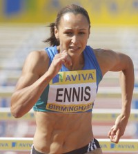 Athletics: Jessica Ennis set to open 2013 season in Edinburgh