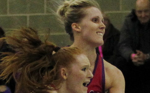 Yorkshire Jets in action against Team Northumbria