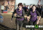 Kim and Lisa Spartans
