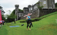 Event review - Lough Cutra Castle triathlon