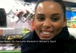 Louise Hazel: My Favourite Moment in Women&#039;s Sport