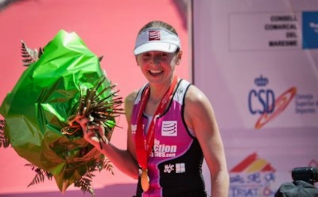 Sportsister catches up with Lucy Gossage