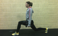 Train like an Olympian: Ellen White's circuit training