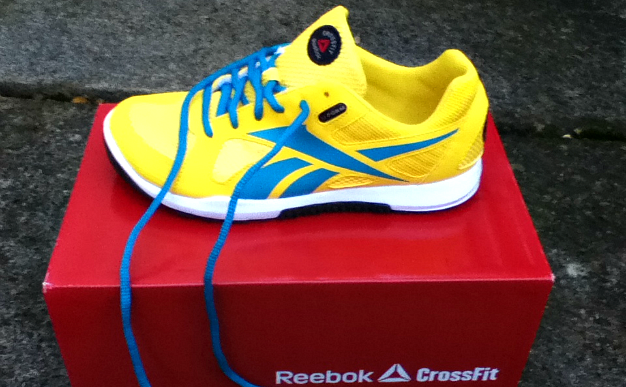 CrossFit blog: Shoes, glorious shoes