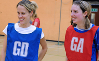 netball-getting-started