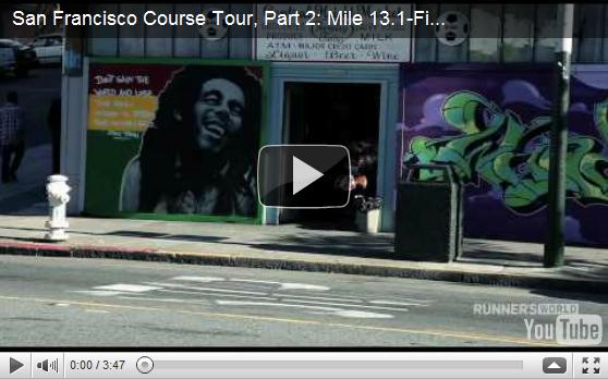 <p>The San Francisco Second Half of the Marathon Route - www.thesfmarathon.com</p>