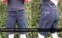 Tried and tested: Gore Countdown 2.0 Shorts