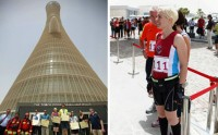 Event review: Doha Torch Tower run