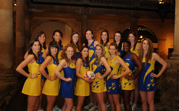 Netball: Team Bath feature in the Guinness book of records