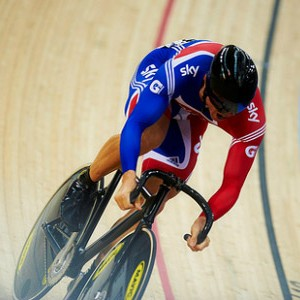 track-cycling