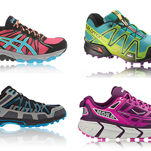 How to choose the right trail running shoes