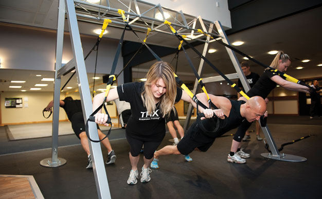 Tried and Tested: TRX Training