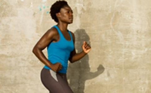 Marathon training plan