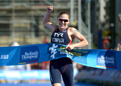 World Triathlon Auckland