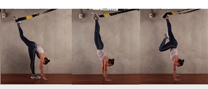 fitness trx® moves for yoga  sportsister