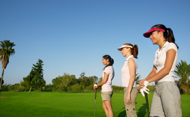 Golf: Get into the swing of things with Get into Golf
